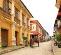 Ilocos Sur: Vigan Heritage Village