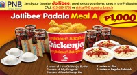 Send a Jollibee Meal via PNB Global Remit